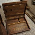 Antiguo maletin de pinturas