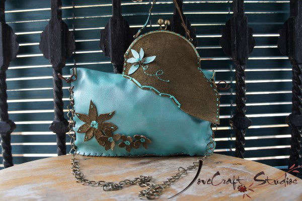 Bolso boquilla Madame Butterfly
