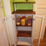 Para almacenaje en la cocina