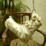 Bolso boquilla Malvaloca con cadena