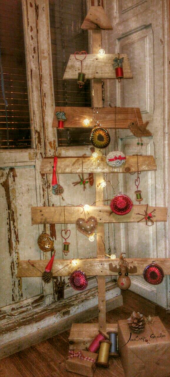 Árbol navideño y ecológico LoveCraft